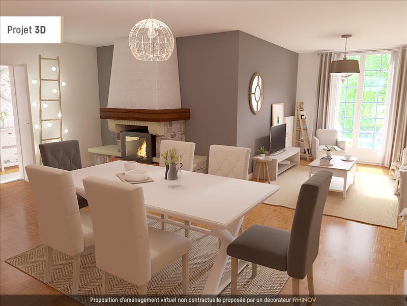 Vente Maison MEYZIEU (69330) - 4 pièces - 120 m² -