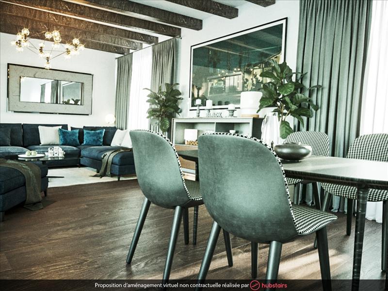 Vente Appartement SEPTEUIL (78790) - 3 pièces - 47 m² -