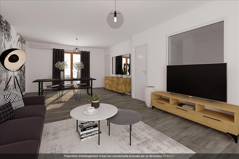 Vente Maison ARNOUVILLE LES MANTES (78790) - 6 pièces - 110 m² -