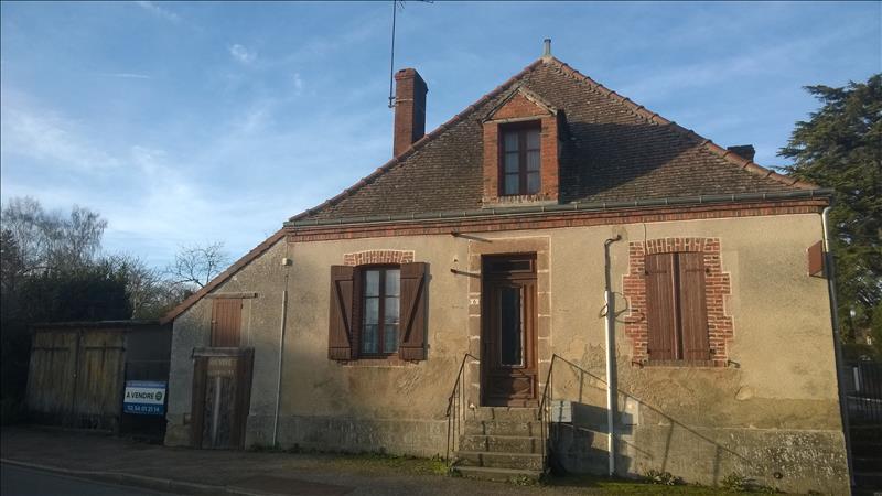Maison EGUZON CHANTOME - 3 pièces  -   65 m²