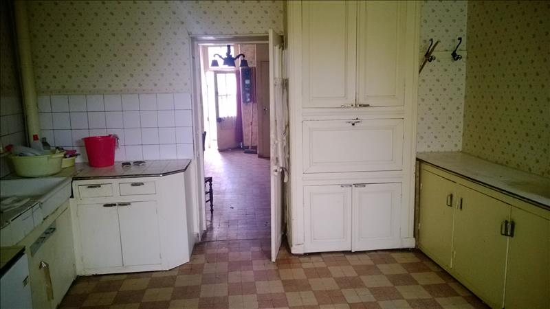 Maison ARGENTON SUR CREUSE - 4 pièces  -   99 m²
