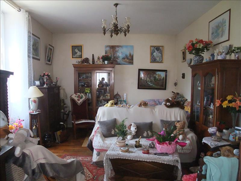 Maison ARGENTON SUR CREUSE - 6 pièces  -   200 m²