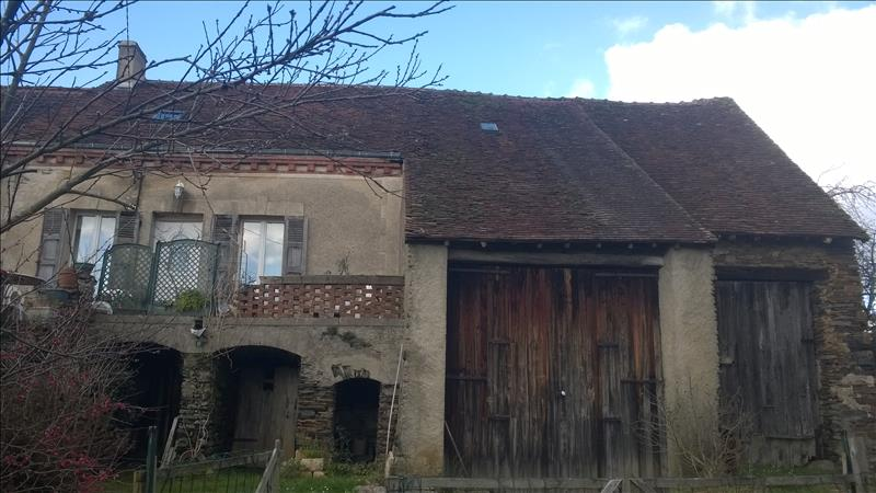 Maison BARAIZE - 3 pièces  -   77 m²