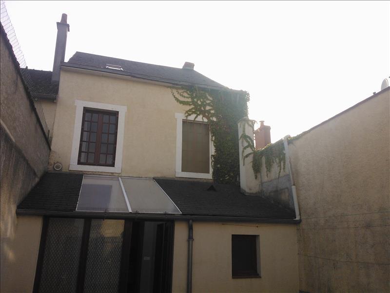 Maison LE PECHEREAU - (36)