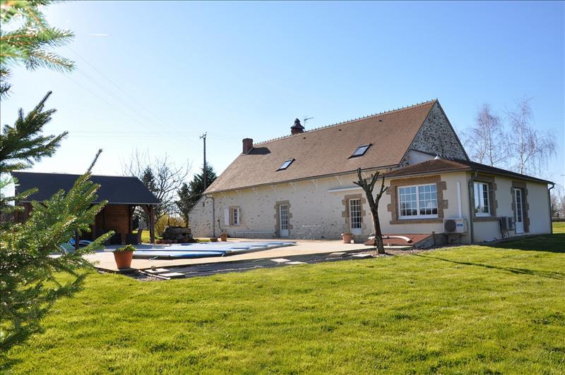 Vente Maison ST BENOIT DU SAULT (36170) - 7 pièces 200 m²