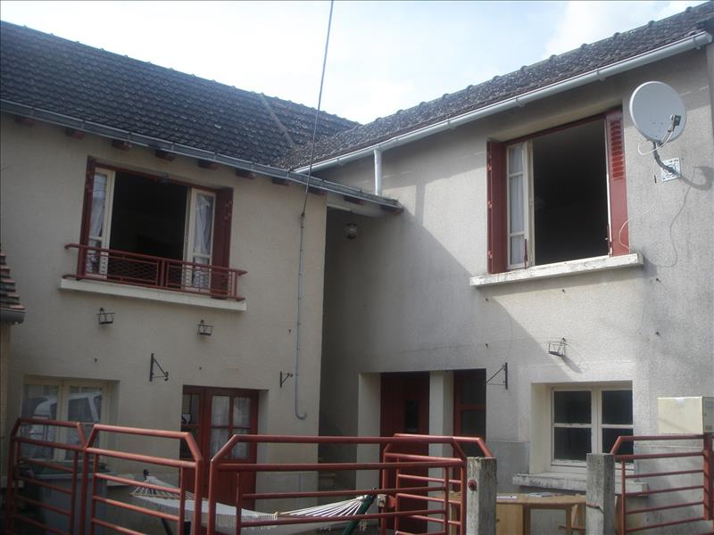 Maison LE MENOUX - (36)