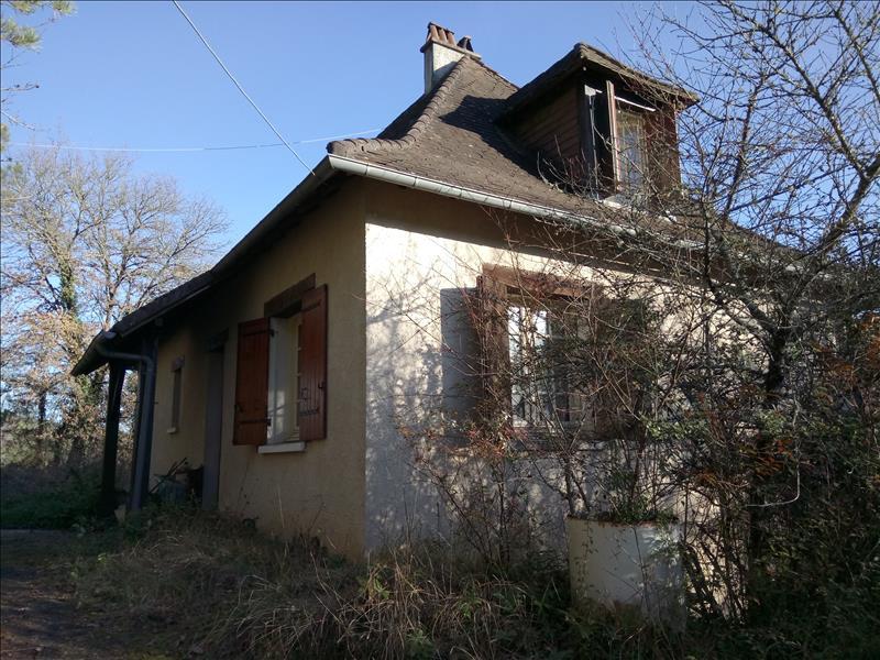 Maison VERGT - 6 pièces  -   110 m²