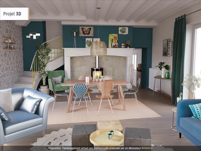 Vente Maison VERGT (24380) - 7 pièces - 200 m² -