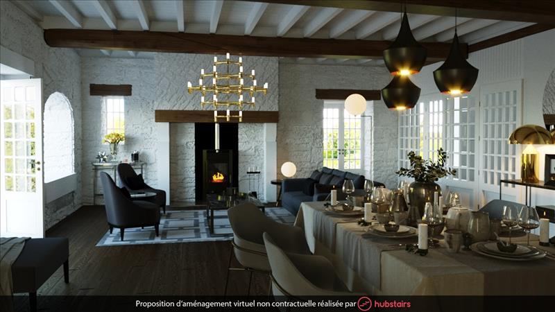 Vente Maison ST GEORGES DE MONTCLARD (24140) - 8 pièces - 238 m² -