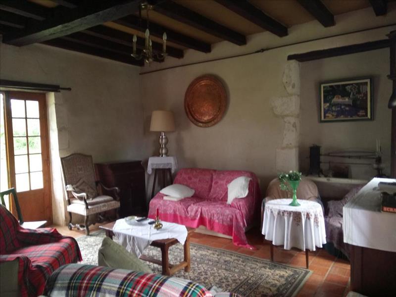 Vente Maison ST MARTIN DES COMBES (24140) - 5 pièces - 120 m² -