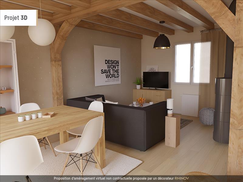 Vente Maison LA DOUZE (24330) - 7 pièces - 135 m² -