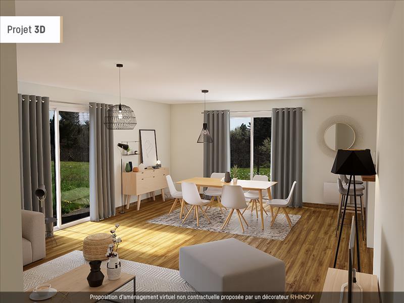 Vente Maison BREUILH (24380) - 5 pièces - 115 m² -