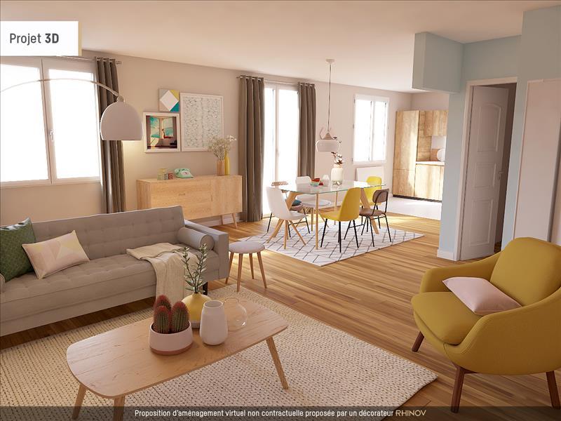 Vente Maison MARSANEIX (24750) - 4 pièces - 87 m² -