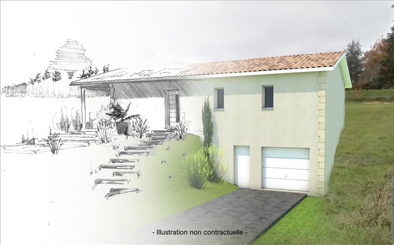 Vente Terrain DOUVILLE (24140) - 3597 m² -