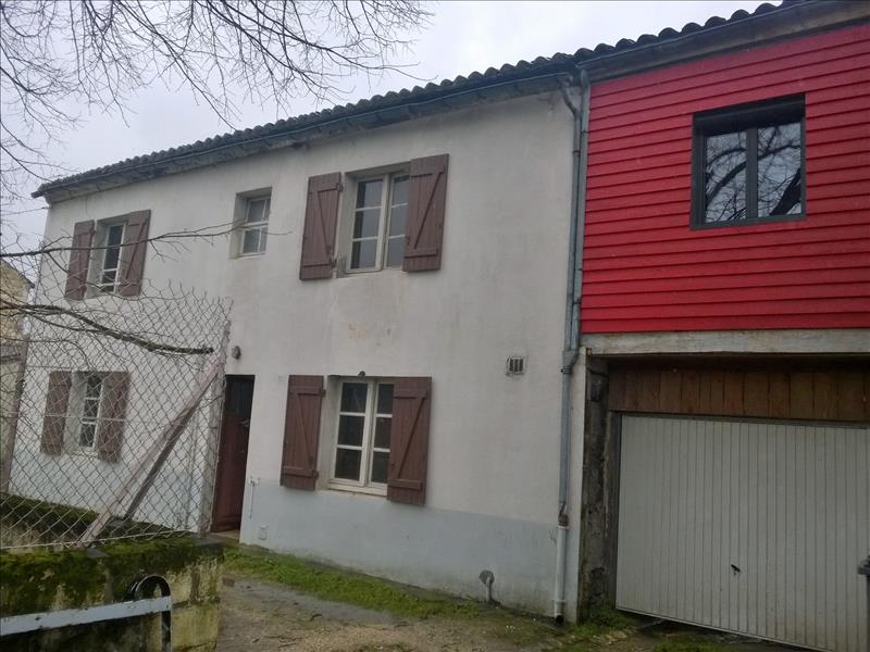 Maison GOND PONTOUVRE - (16)
