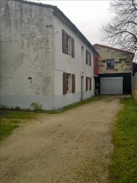 Maison GOND PONTOUVRE - 3 pièces  -   72 m²