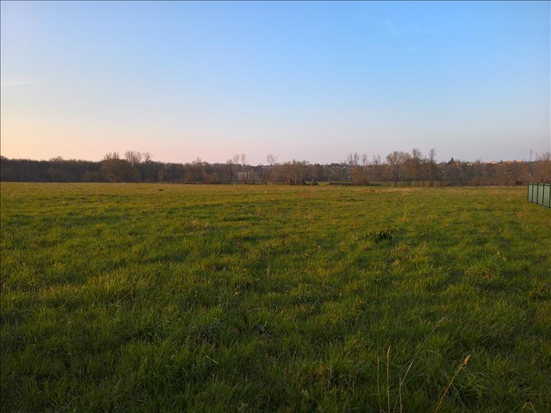 Terrain ST YRIEIX SUR CHARENTE -  - 1143 m²