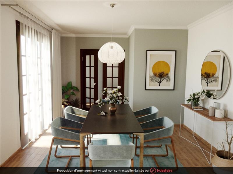 Vente Maison ST MICHEL (16470) - 4 pièces - 100 m² -