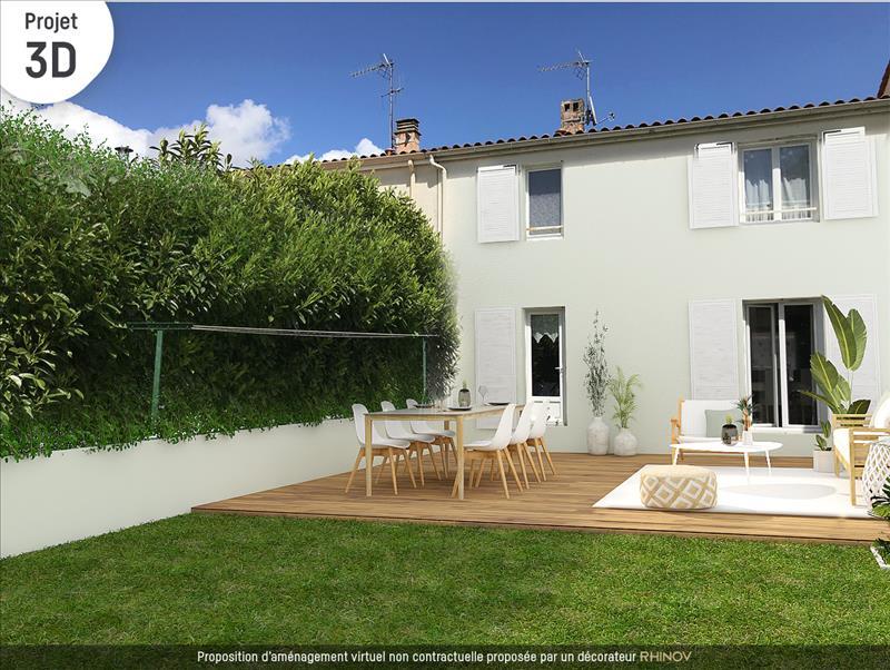Vente Maison ANGOULEME (16000) - 4 pièces - 92 m² - Quartier Angoulême|Fregeneuil