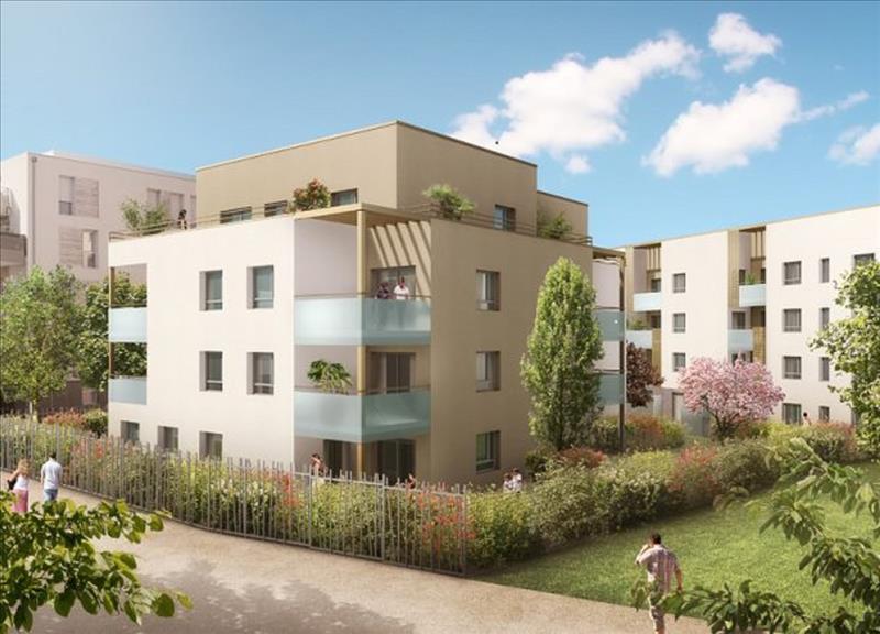 Vente Appartement CALUIRE ET CUIRE (69300) - 3 pièces 62 m²