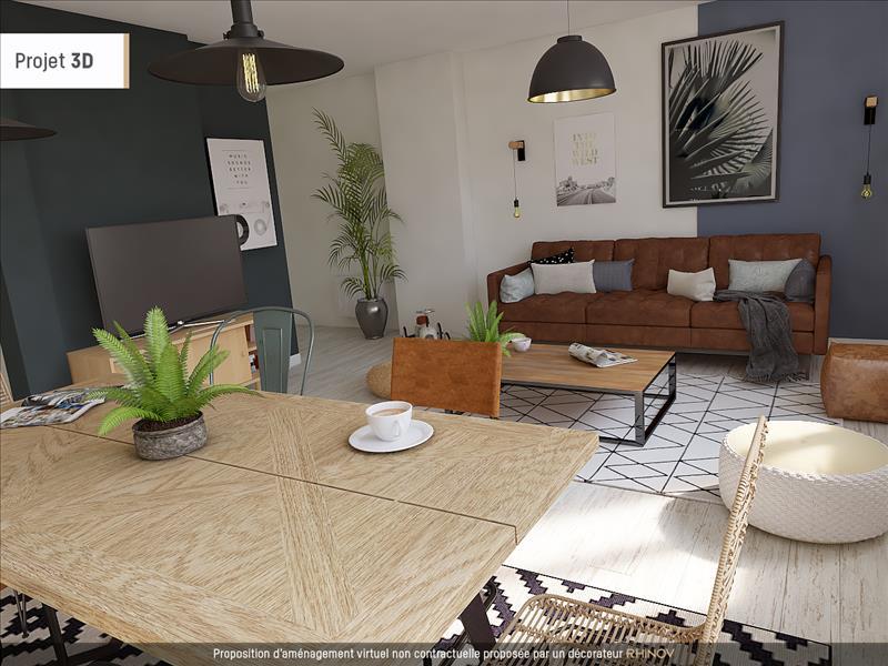 Vente Maison CAMIAC ET ST DENIS (33420) - 4 pièces - 91 m² -