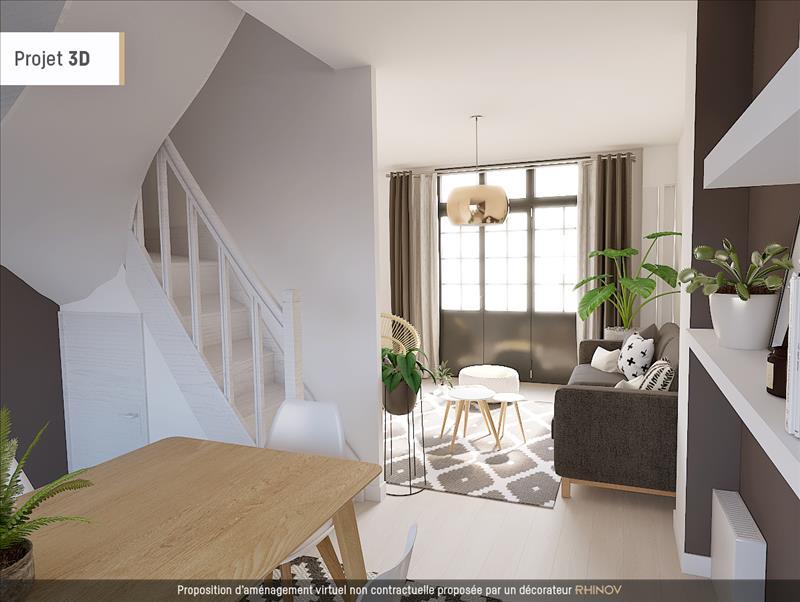 Vente Maison LANGOIRAN (33550) - 3 pièces - 60 m² -