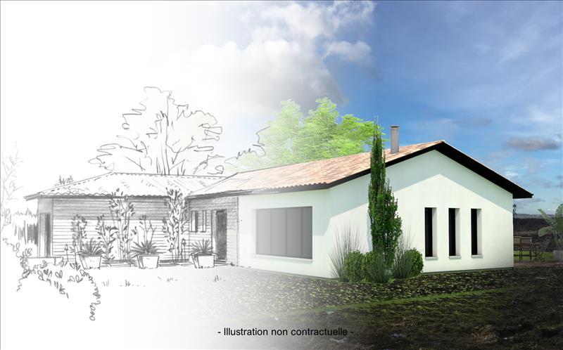 Vente Terrain CROIGNON (33750) - 770 m² -