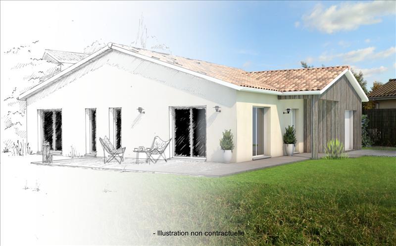 Vente Terrain CREON (33670) - 710 m² -