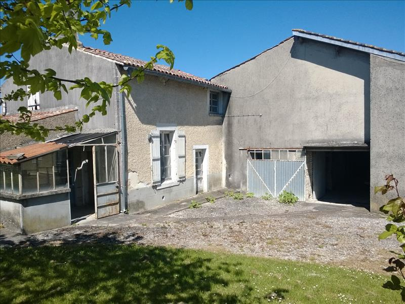 Maison GIMEUX - 4 pièces  -   73 m²