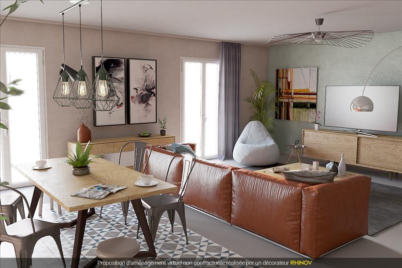 Vente Maison ST BRICE (16100) - 6 pièces - 160 m² -