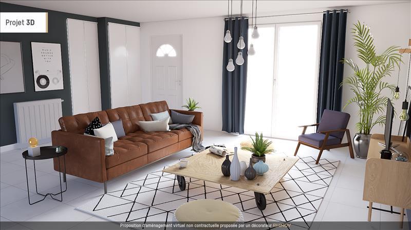 Vente Maison GIMEUX (16130) - 5 pièces - 100 m² -