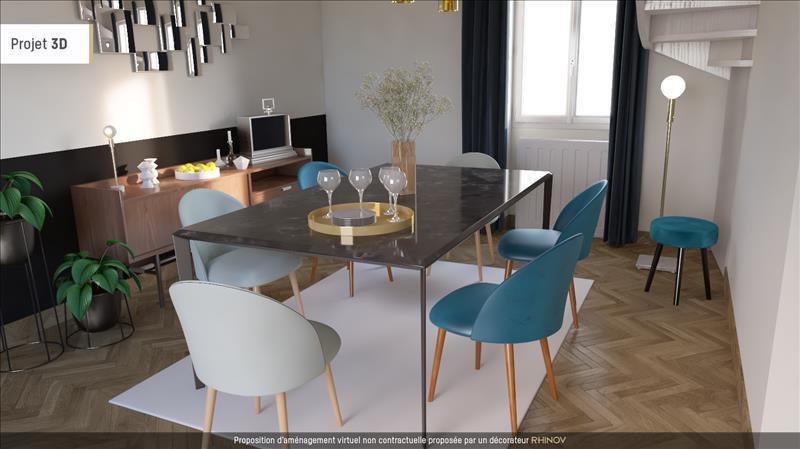 Vente maison cognac 16100 5 pi ces 125 m 302 1788 for Simulation 3d maison