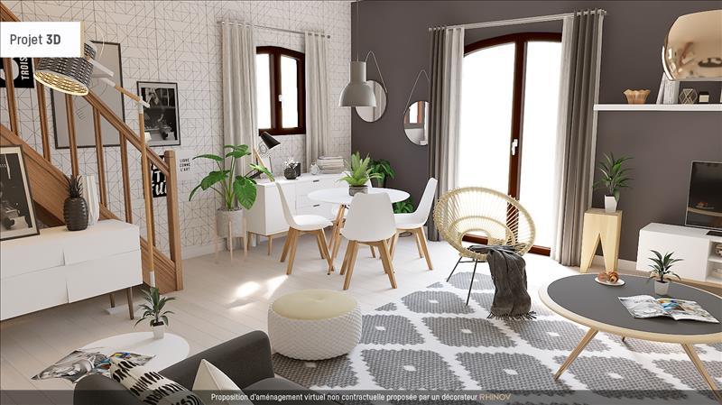 Vente Maison BREVILLE (16370) - 5 pièces - 126 m² -