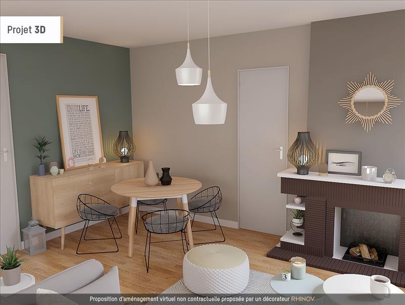 Vente Maison CHATEAUBERNARD (16100) - 7 pièces - 108 m² -