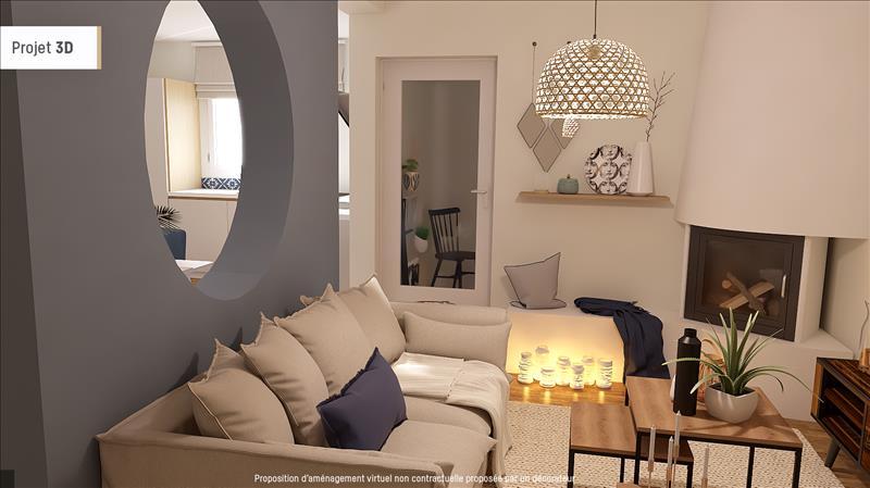 Vente Maison COGNAC (16100) - 5 pièces - 104 m² -