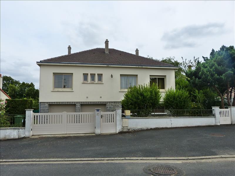 Maison  - 4 pièces    - 110 m² - NIORT (79)