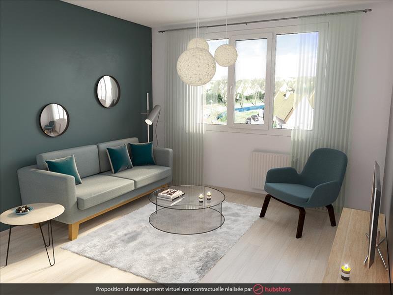 Vente Appartement VENISSIEUX (69200) - 2 pièces - 43 m² - Quartier Centre-ville