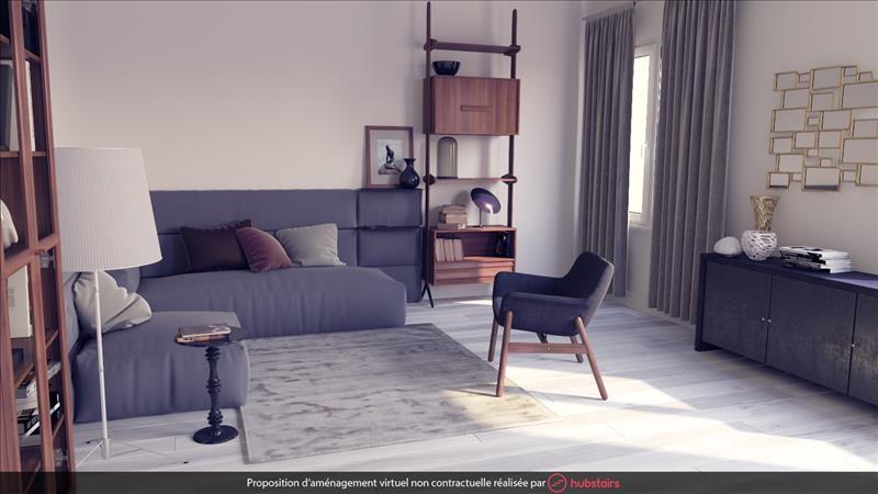 Vente Appartement AGEN (47000) - 5 pièces - 122 m² - Quartier Centre-ville - Carnot