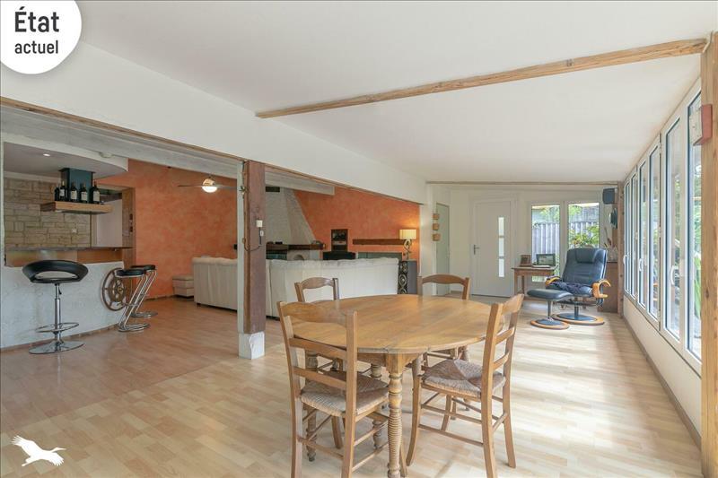 Vente Maison ANDERNOS LES BAINS (33510) - 4 pièces - 107 m² -