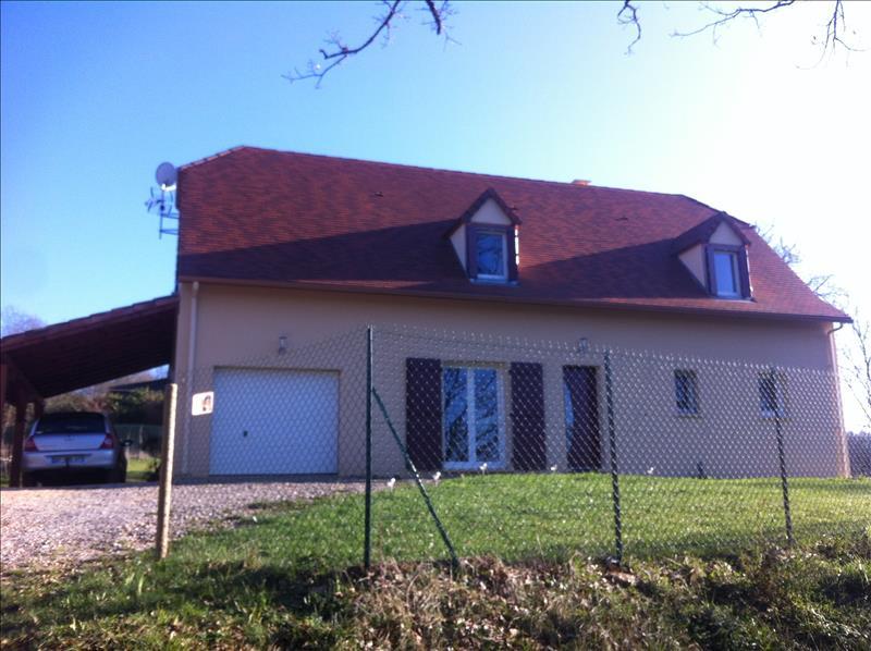 Maison LOUBRESSAC - 7 pièces  -   139 m²