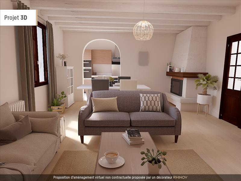 Vente Maison BRIVEZAC (19120) - 4 pièces - 91 m² -