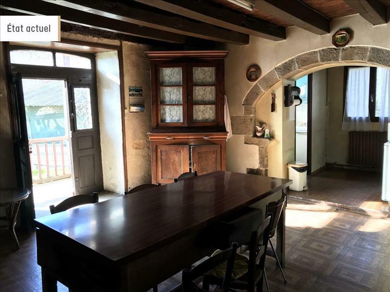 Vente Maison BESSONIES (46210) - 4 pièces -