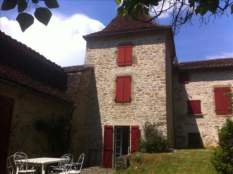 Vente Maison ST CERE (46400) - 9 pièces 251 m²