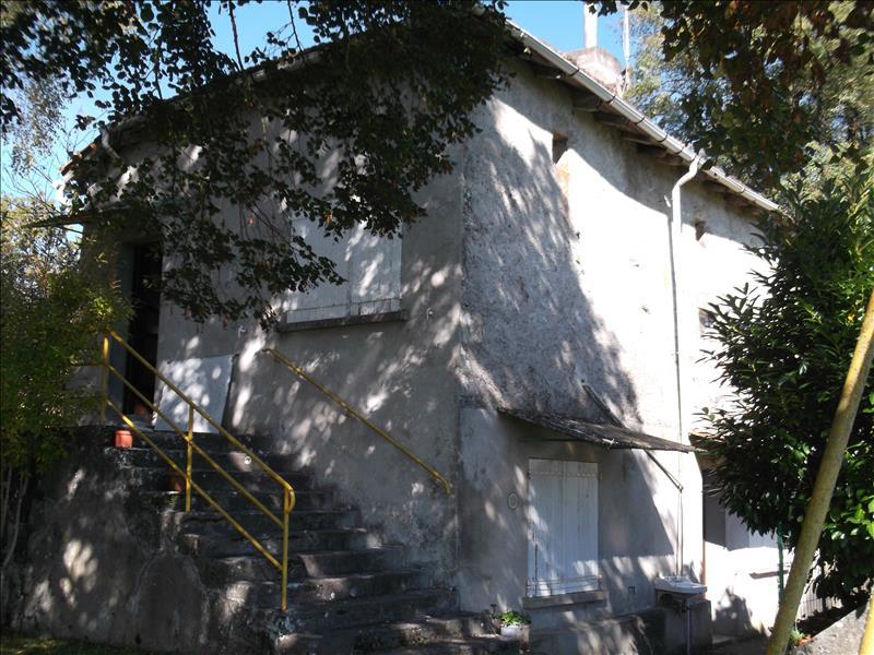 Maison LACAM D OURCET - (46)