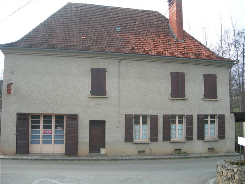Maison TERROU - (46)