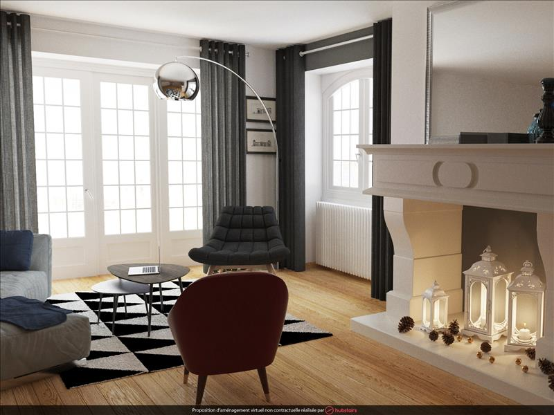 Vente Maison ST LAURENT LES TOURS (46400) - 6 pièces - 120 m² -