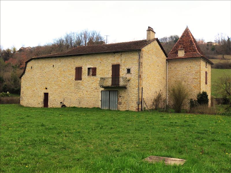 Maison ST LAURENT LES TOURS - (46)