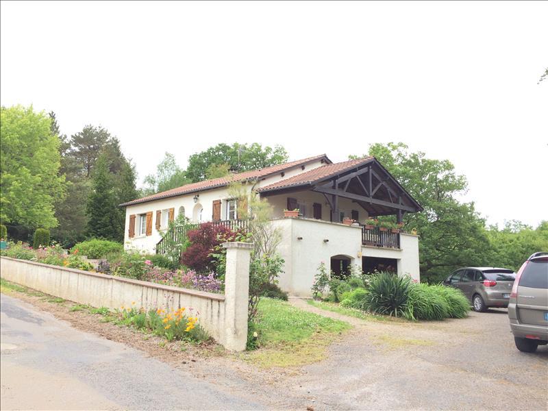 Maison THEGRA - 6 pièces  -   167 m²
