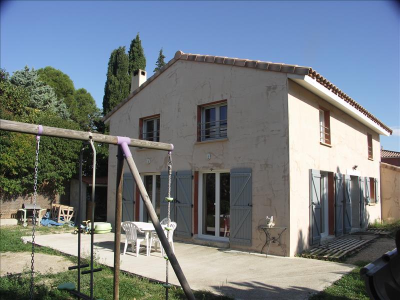 Maison CASTELNAU DE GUERS - 4 pièces  -   135 m²