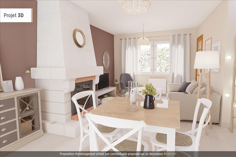 Vente Maison VILLIERS ADAM (95840) - 4 pièces - 91 m² -